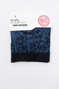 KVL - Boxeri barbat cu imprimeu si banda elastica