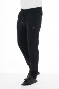 KVL - Pantaloni de trening barbat cu banda elastica la glezna