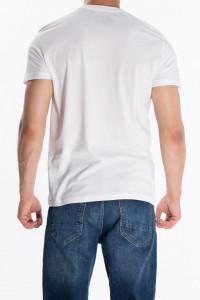 KVL - Tricou cu maneca scurta si imagine imprimata