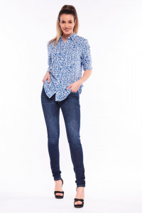 Lee Cooper - Camasa maneca lunga cu imprimeu floral