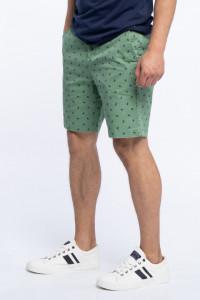 Lee Cooper - Pantaloni scurti barbat cu model imprimat