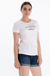 Lee Cooper - Tricou cu maneca scurta din bumbac