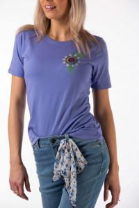 Montecristo - Tricou dama cu model floral