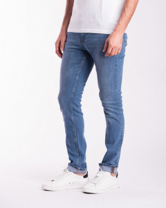 PANTALONI DENIM LUNGI BARBATTIMEOUT