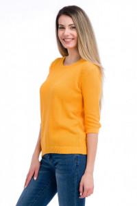 Timeout - Pulover din tricot cu maneca 3/4