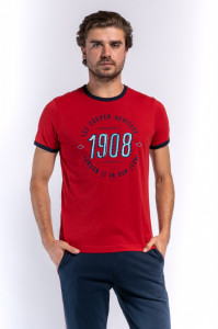 TRICOU MANECA SCURTA BARBAT CHILLI PEPPER LEE COOPER
