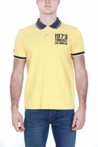TRICOU MANECA SCURTA TIP POLO BARBAT BUFF YELLOW TIMEOUT