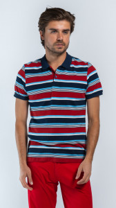 TRICOU MANECA SCURTA TIP POLO BARBAT CHILLI PEPPER KVL