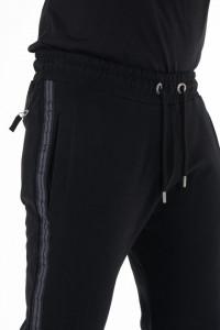 KVL - Pantaloni de trening barbat cu detalii in lateral