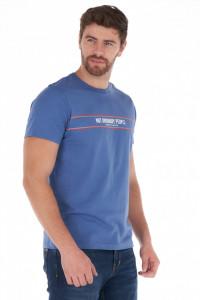 KVL - Tricou barbat cu imprimeu tip mesaj