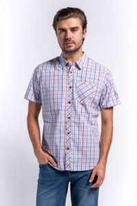 Lee Cooper - Camasa regular fit cu imprimeu in carouri