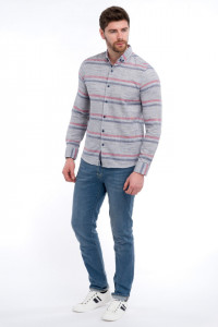 Lee Cooper - Camasa slim fit din bumbac