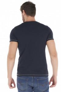 Lee Cooper - Tricou barbat din bumbac cu model logo
