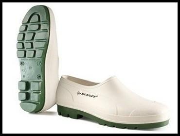 Kaljače bele Dunlop