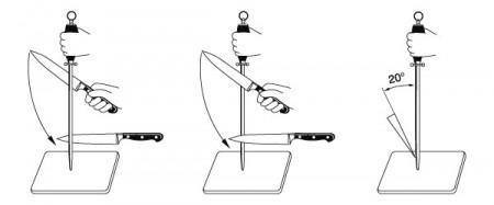 Masat ovalni kuvarski i mesarski 30cm Dick