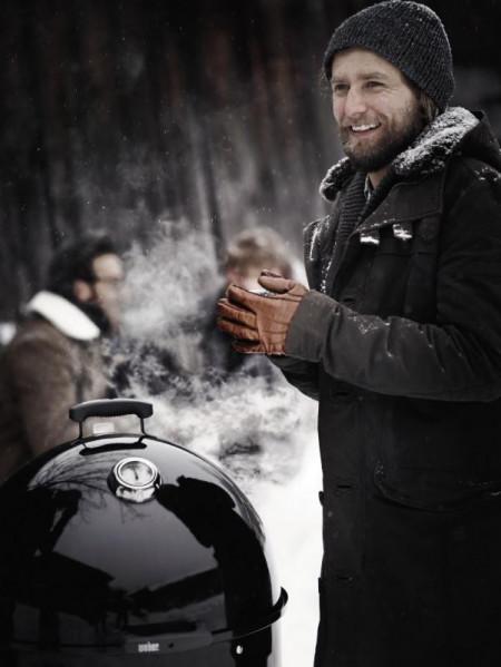 Smoker Pušnica Weber 47