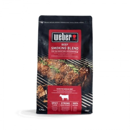 Aromatični čips za roštilj - mešavina za govedinu 0,7kg
