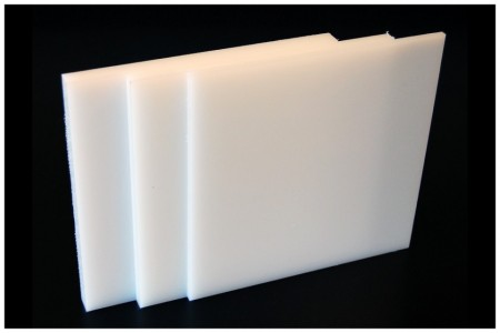 Daska za sečenje od polietilena 15x250x400