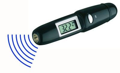 Digitalni termometar sa IC zracima EASYFLASH
