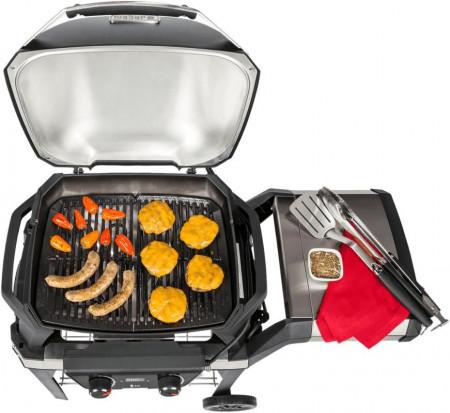 Električni roštilj Weber Pulse 2000 na kolicima