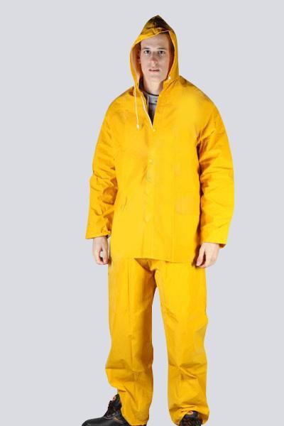 Kišno odelo žuto Vel.XL - XXL