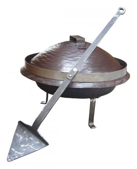 Kovani sač 55cm za pitu