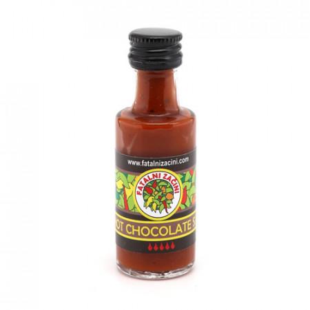 Ljuti sos - HOT chocolate S.O.S. 20ml FATALNI ZAČINI