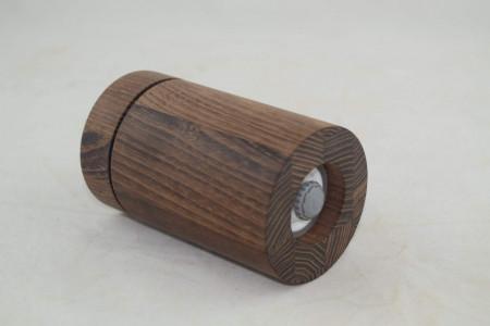 Slika Mlin za biber sa keramičkim mehanizmom - drvo bagrem