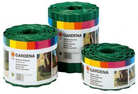 Ogradica za travnjak, Gardena 15cm/9m