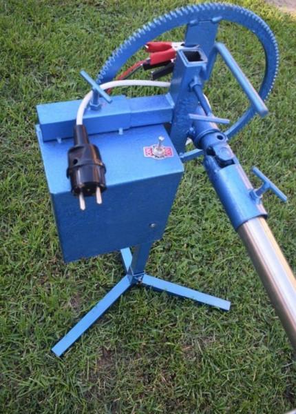 Ražanj komplet inox 2m na struju i akumulator