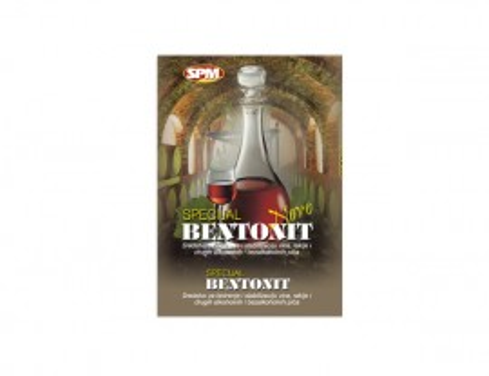 Sredstvo za bistrenje vina - Bentonit 100grx20kom