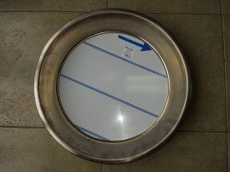 Tepsija inox za sač 48 cm