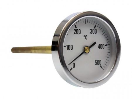 Termometar za visoke temperature do 500 °C sa sondom 30cm