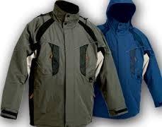 Zimska jakna Nyala - plava