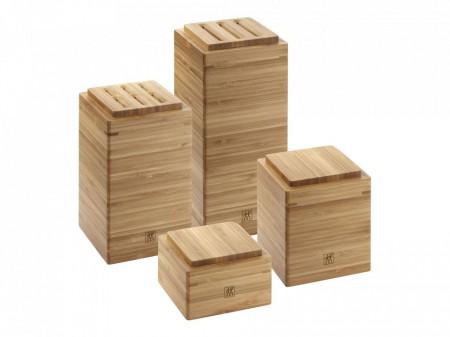 Drvene kutije za odlaganje noževa i začina TWIN BAMBOO Zwilling