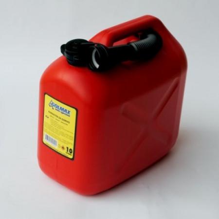Kanister za gorivo 10L - PVC