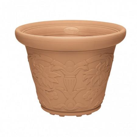 Saksije FEBO 50- terracotta