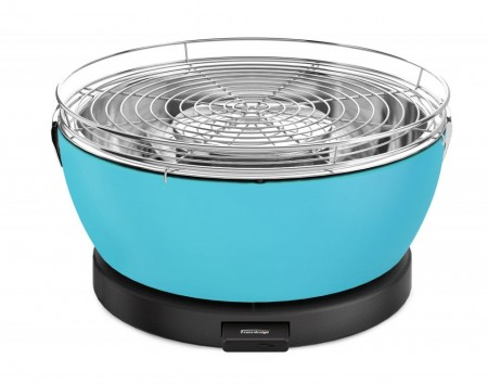 Stoni roštilj na ćumur VESUVIO Feuerdesign plavi
