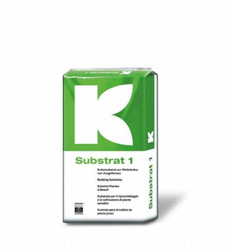 Substrat 1 za setvu spororastućih biljaka 70L Klasman