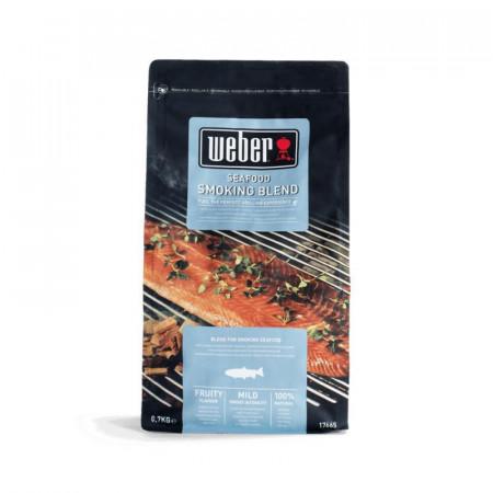 Aromatični čips za roštilj - mešavina za morske plodove 0,7kg