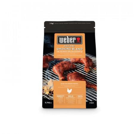 Slika Aromatično iverje za roštilj - Mešavina za piletinu