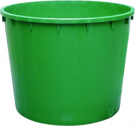 Kaca plastična 150L - zelena Mobil Plastic