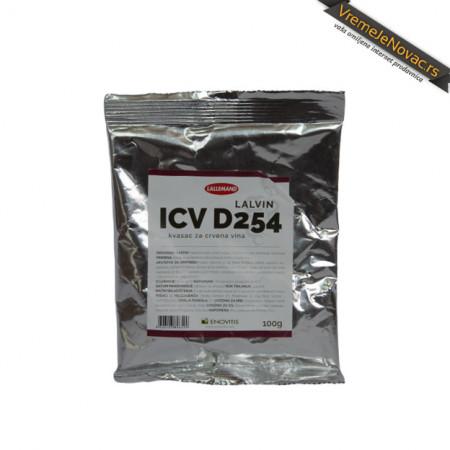 KVASAC LALVIN ICV D254 za velika crvena vina 100 gr
