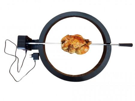 Slika Električni ražanj za pile za TopQ Kamado 64cm