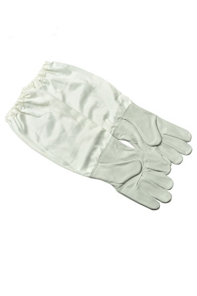 Kožne pčelarske rukavice L
