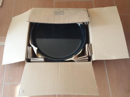 Sač Premium 50cm, emajliran iznutra