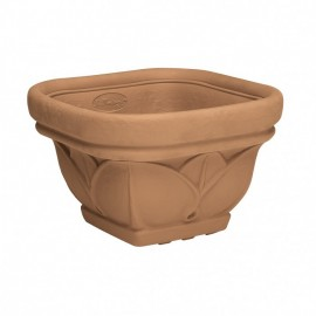 Saksije LOTUS 40 - terracotta