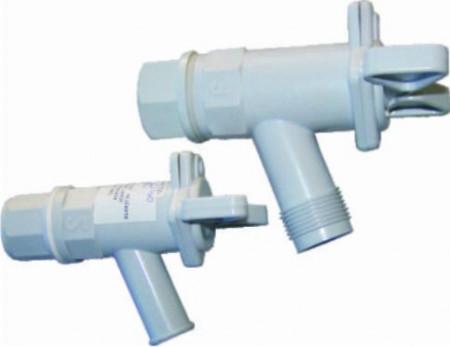 Slavina za plastičnu burad 3/4 (125x23mm)