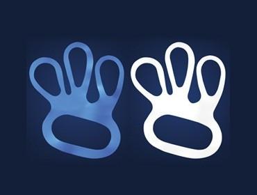 Steznik za čeličnu rukavicu