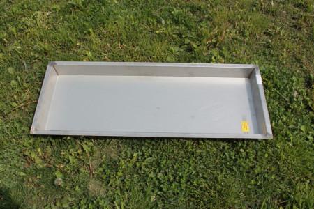 Tepsija za pečenje prasića od Rostfraja 138x44cm